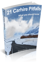 21 Car Hire Pitfalls - FREE eBook